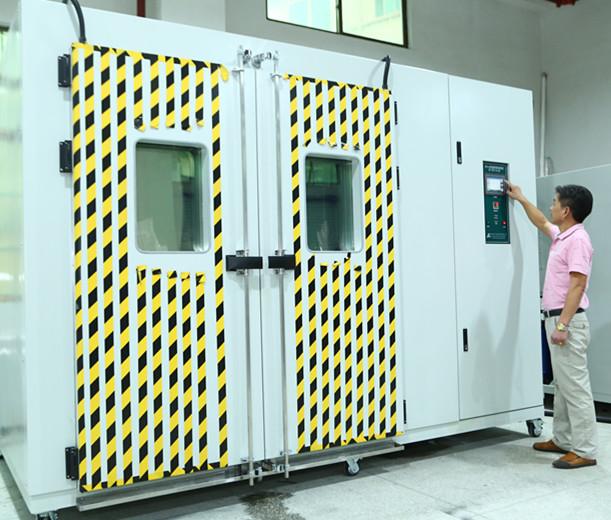 步入式恒温恒湿实验箱
